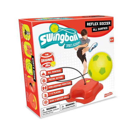 Swingball Sports Academy All Surface Reflex Football Classic