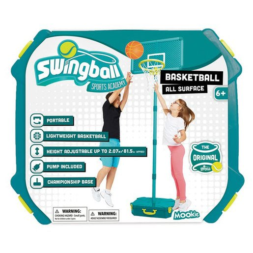 Swingball Sports Academy All Surface Reflex Basketball