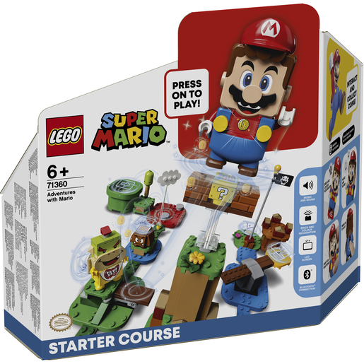 LEGO Super Mario Adventure Starter Kit - 71360