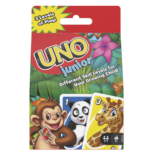 Uno Junior from TheToyShop