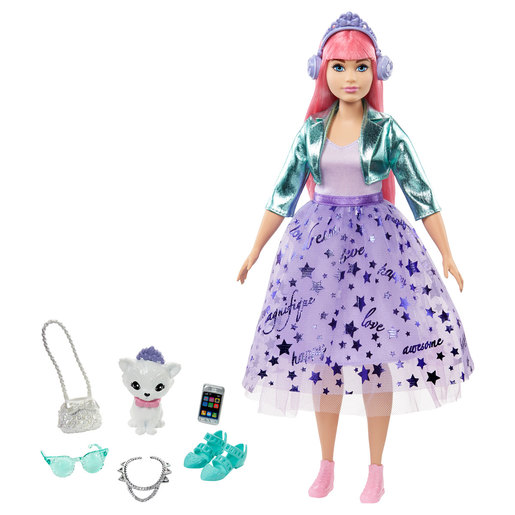 Barbie Princess Adventure Doll - Brown Hair