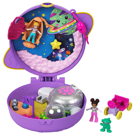 Polly Pocket Micro Saturn Space
