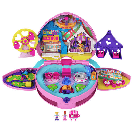 Polly Pocket Micro Tiny Is Mighty Back Pack