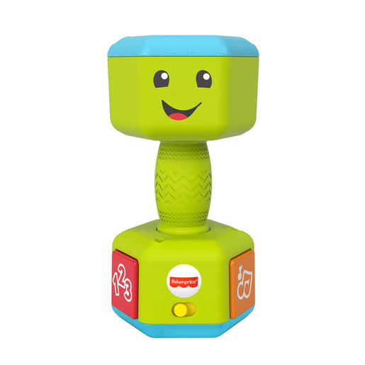 Fisher Price Countin Reps Dumbbell