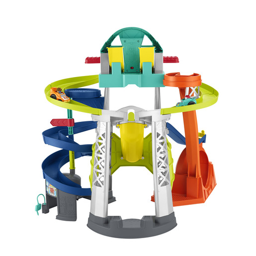 Fisher Price Little People Launch & Loop Raceway