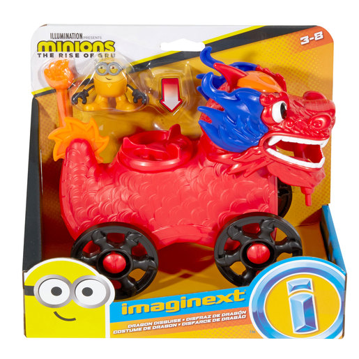 Fisher-Price® Imaginext Minions Dr Vehicle