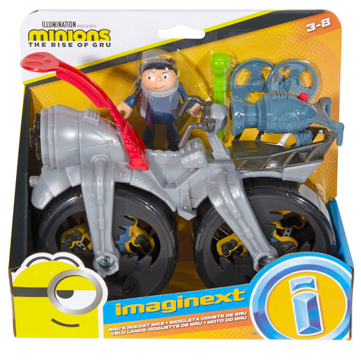 Fisher-Price® Imaginext Minions Gr Vehicle