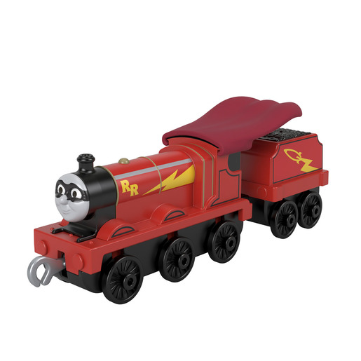 Fisher-Price Thomas & Friends Mettal Train - Rail Rocket James