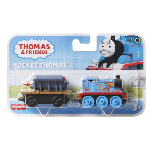Fisher-Price Thomas & Friends Mettal Train - Rocket Thomas