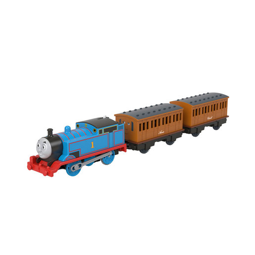 Fisher-Price Thomas & Friends Motorized Train - Thomas, Annie and Clarabel
