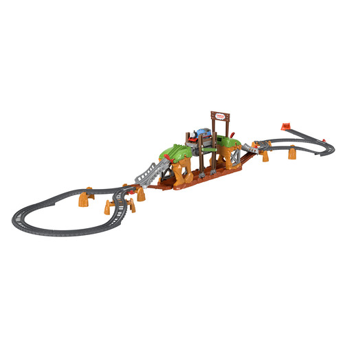 Fisher-Price Thomas & Friends Walking Bridge Train Set