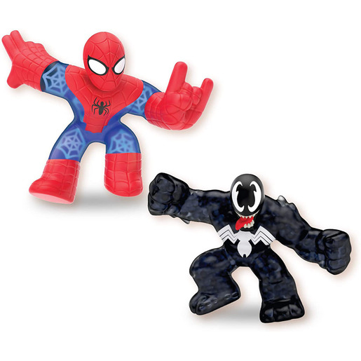 Heroes Of Goo Jit Zu   Spider Man Vs Venom