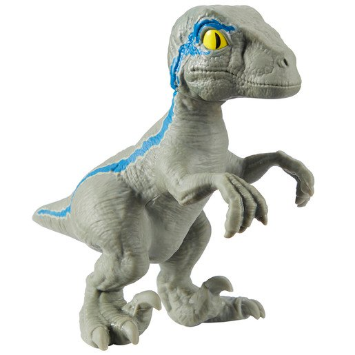 Jurassic World Stretch Blue Toy