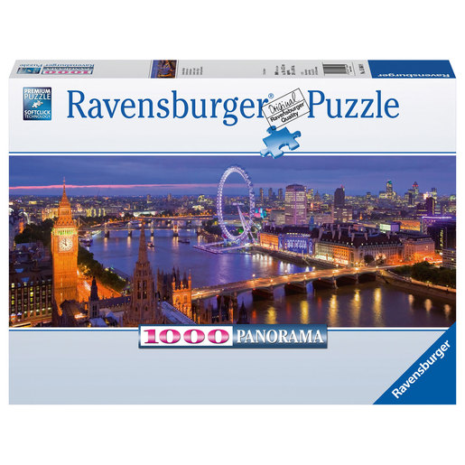 Ravensburger London At Night Panorama Puzzle - 1000pc