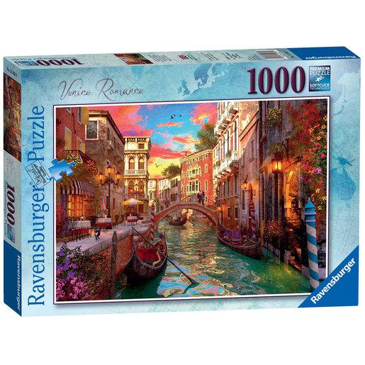 Ravensburger Venice Romance Puzzle - 1000pc
