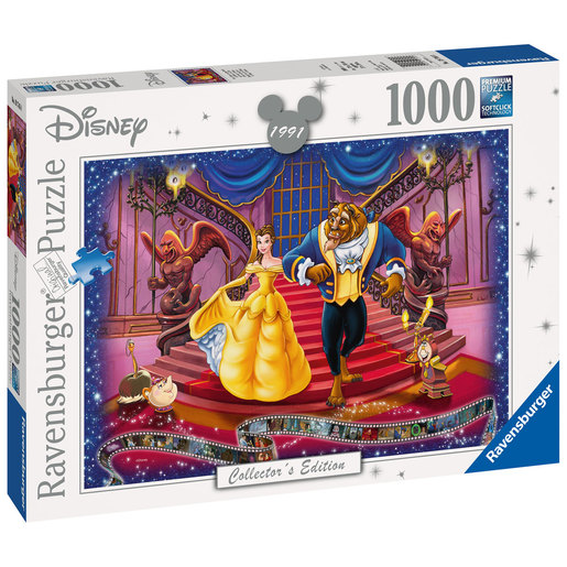 Ravensburger Disney Collector's Edition Puzzle 1000pc. - Beauty & The Beast