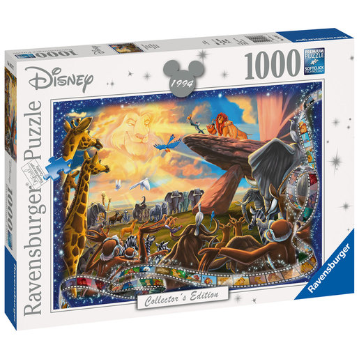 Ravensburger Disney Collector's Edition Puzzle 1000pc. - Lion King