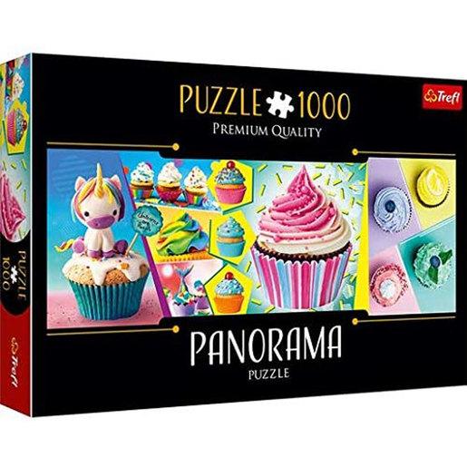 Trefl - Panorama Cupcakes 1000pc Puzzle
