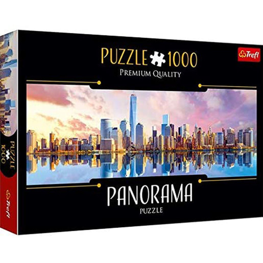 Trefl - Panorama Manhatten 1000pc Puzzle