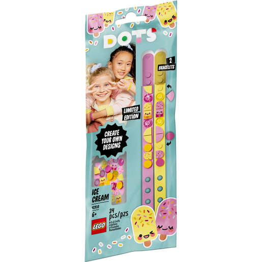 LEGO DOTS Ice Cream Besties Bracelets - 41910