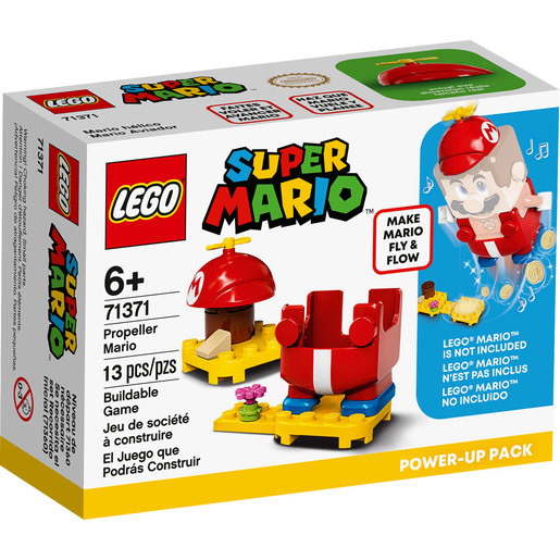 LEGO Super Mario Propeller Mario Power-Up Pack - 71371