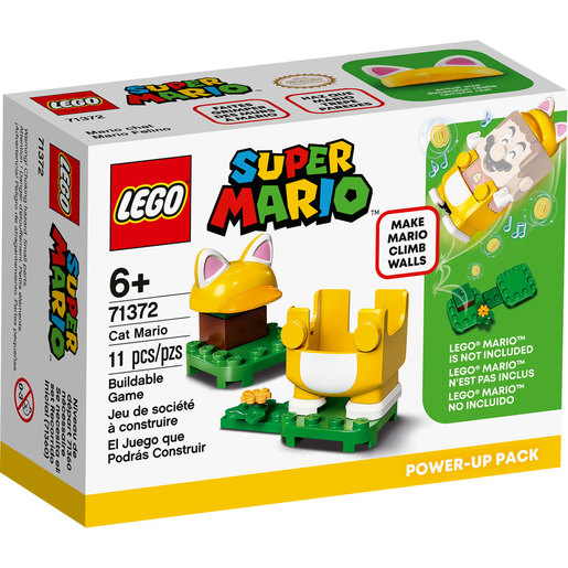 LEGO Super Mario Cat Mario Power-Up Pack - 71372