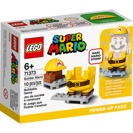 LEGO Super Mario Builder Mario Power-Up Pack - 71373