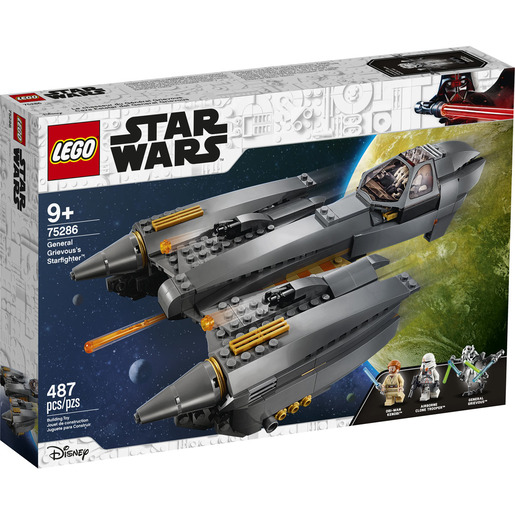 LEGO Star Wars General Grievous's Starfighter - 75286