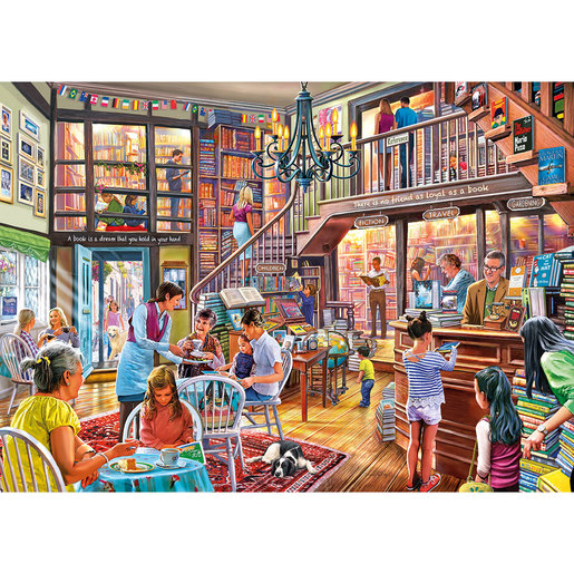Gibsons Story Time Puzzle - 1000pcs.