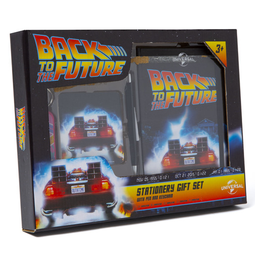 Back To The Future Stationery Gift Set from TheToyShop