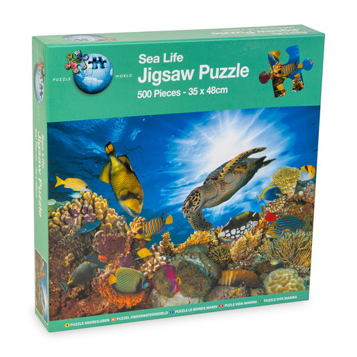 Sealife Puzzle - 500pcs.