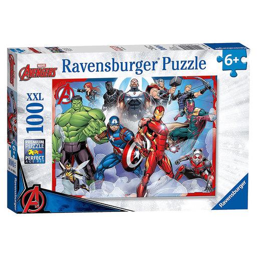Ravensburger Marvel Avengers XXL Puzzle - 100pc