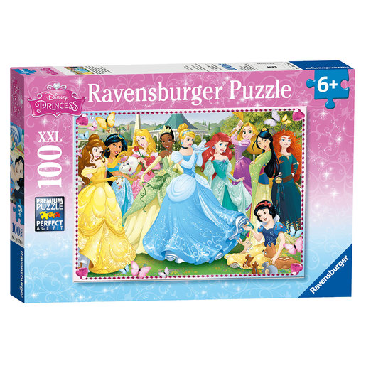 Ravensburger Disney Princess Style 1 XXL Puzzle - 100 Pieces