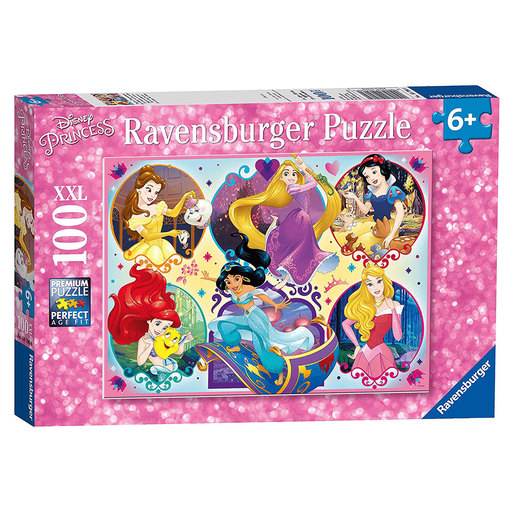 Ravensburger Disney Princess Style 3 XXL Puzzle - 100 Pieces