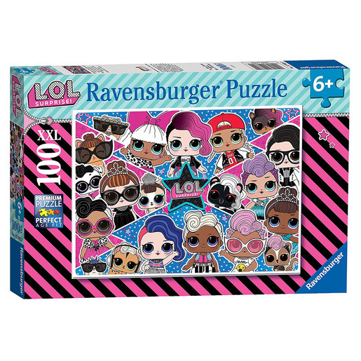 Ravensburger L.O.L Surprise! XL 100 Piece Puzzle