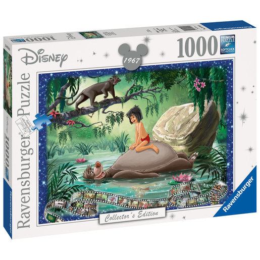 Ravensburger Disney Collector's Edition Jungle Book Puzzle - 1000pcs.