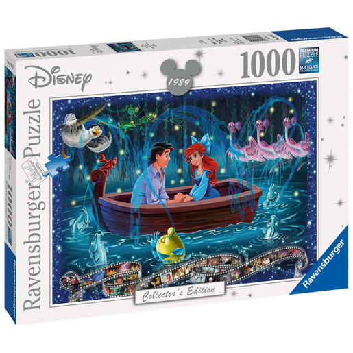 Ravensburger Disney Collector's Edition Little Mermaid Puzzle - 1000pcs.