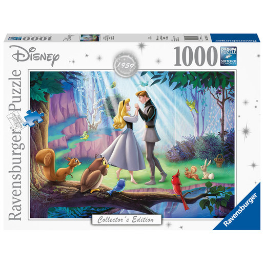 Ravensburger Disney Collector's Edition Sleeping Beauty Puzzle - 1000pcs.