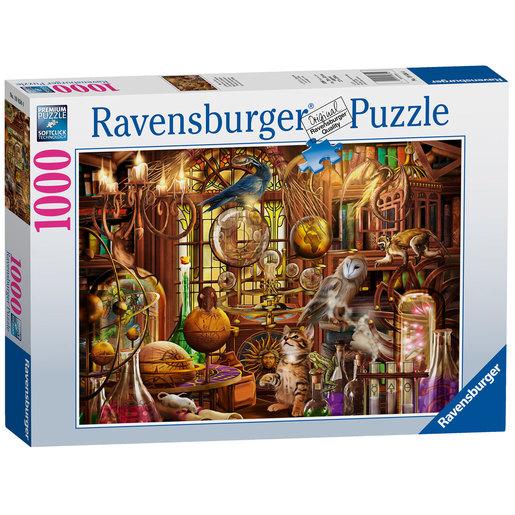 Ravensburger The Magicians Study Puzzle - 1000pcs.