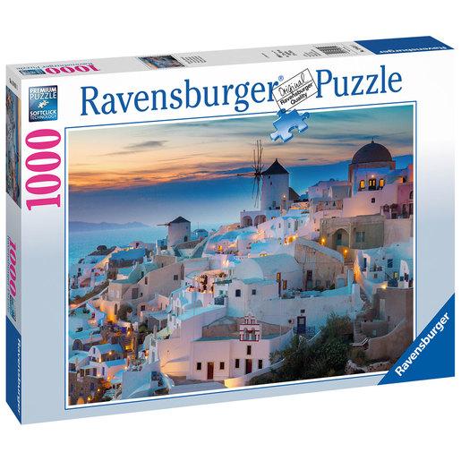 Ravensburger Santorini Puzzle - 1000pcs.