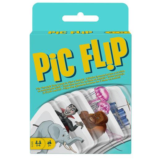 Image of Pic Flip Card Game