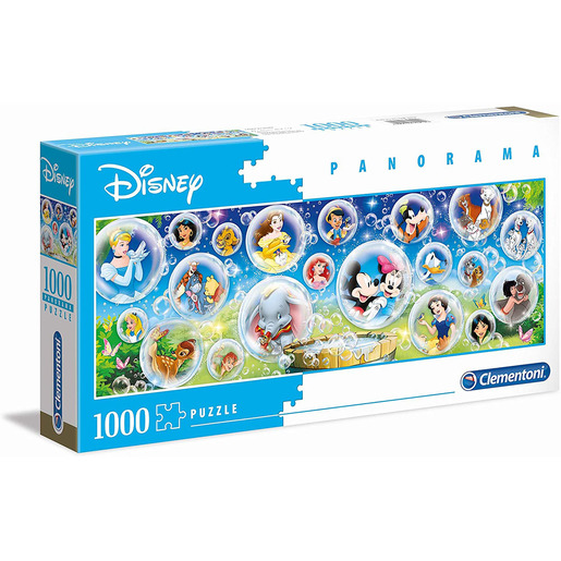 Clementoni - Panorama Disney Classic 1000pc Puzzle from TheToyShop