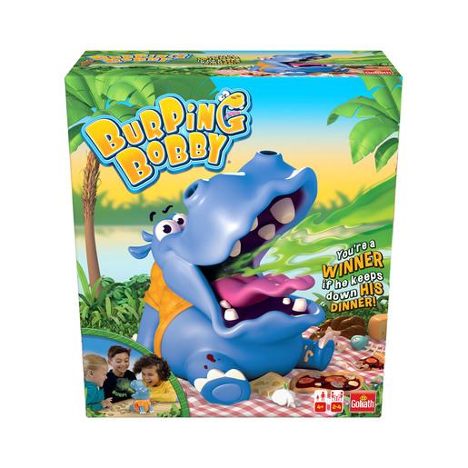 Burping Bobby Game