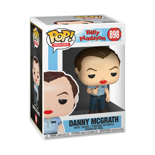 Funko Pop! Movies: Billy Madison - Danny McGrath
