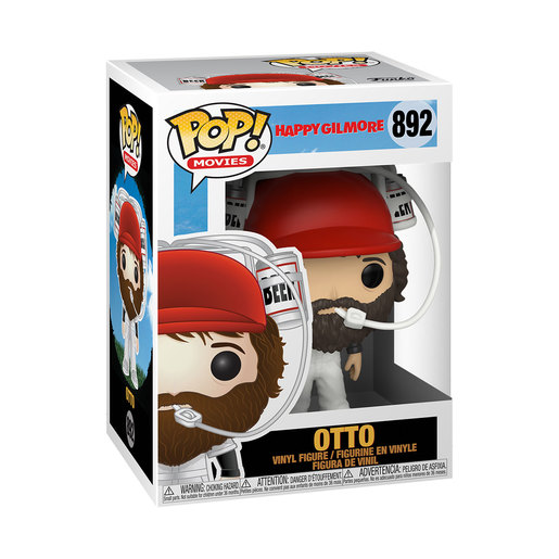 Funko Pop! Movie - Happy Gilmore - Otto from TheToyShop