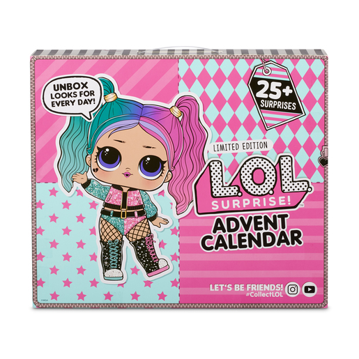 L.O.L. Surprise! Outfit Of The Day Advent Calendar