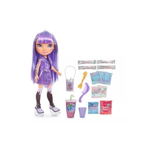 Rainbow Surprise 35cm Doll with DIY Slime Fashion - Amethyst Rae from TheToyShop