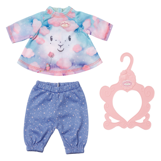 Baby Annabell 43cm Sweet Dreams Nightwear Outfit