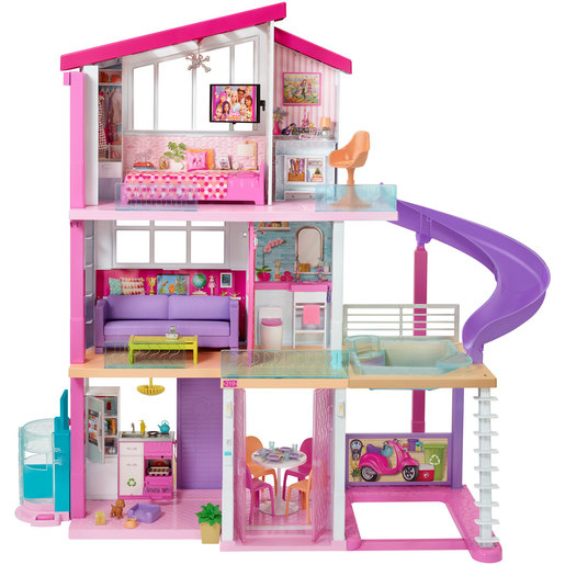 Barbie 360 DreamHouse Playset