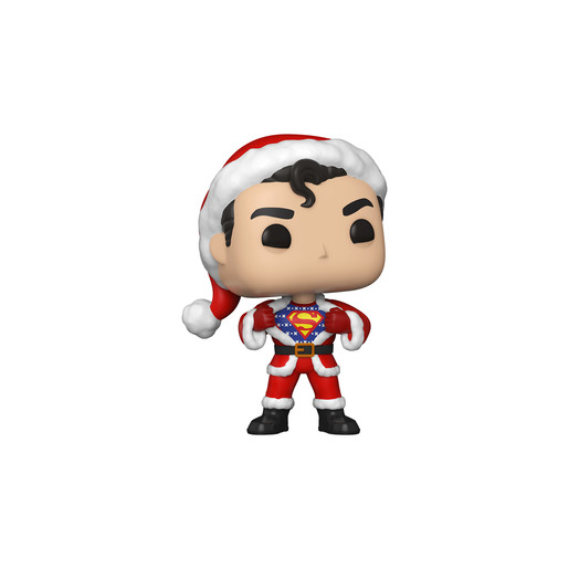 Funko Pop! Heroes: DC Holiday - Superman With Sweater